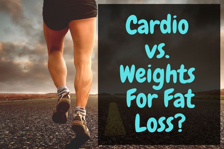 Cardio vs Weights For Fat Loss (In-Depth Studies Review)