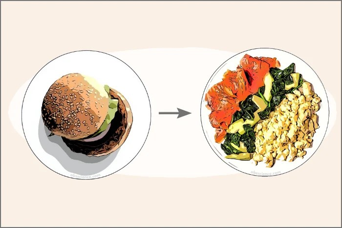 4 Steps To Mastering Healthy Eating & Losing Weight