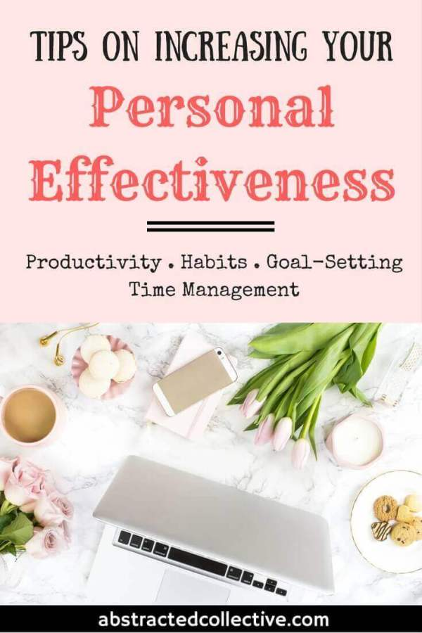 Would you like to be more productive? Manage your time better? Cultivate good habits? How about effective goal setting? Always procrastinating and would like to increase your focus? I share actionable tips, hacks and more on increasing your personal effectiveness.
