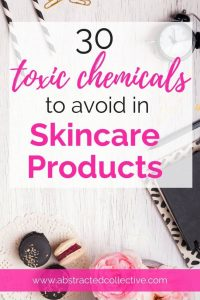 Which toxic chemicals in our cosmetics and skincare products do we need to avoid? These dangerous beauty products are harmful to our skin and body. Let's find out which ones they are.