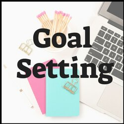 "Finding it challenging setting goals and sticking to them? Don't feel motivated or have the willpower to see them through? Maybe you aren't setting goals ""correctly""? Then this section is for you."