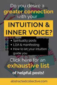 How to access your intuition and listen to your inner voice. Learn how to apply the law of attraction.
