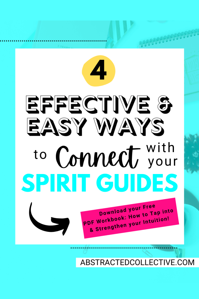 How to choose and connect with your spiritual guides [A Short Guide]
