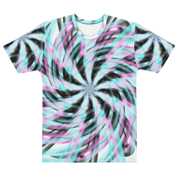all over print mens crew neck t shirt white front 60c34c469a19e