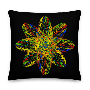 all over print premium pillow 22x22 front 61148b5683912