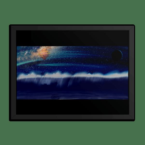 enhanced matte paper framed poster in black 18x24 transparent 61148a6bdabff
