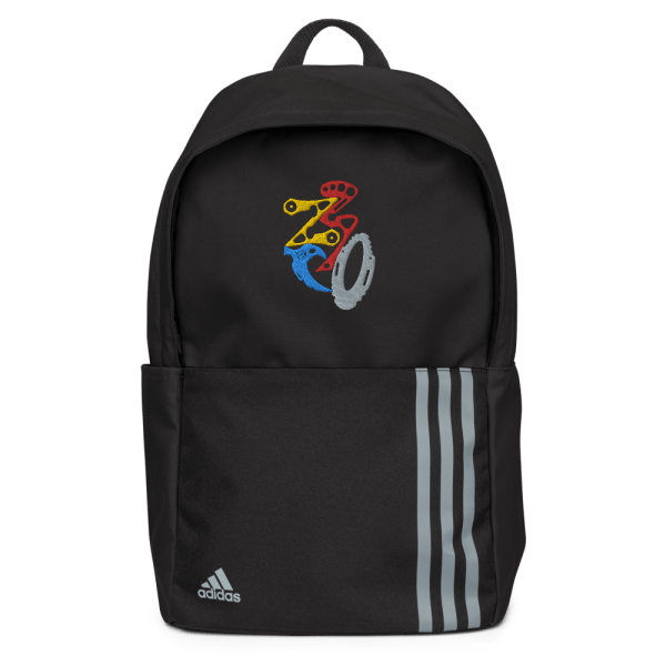 adidas backpack black front 61612094a5a41
