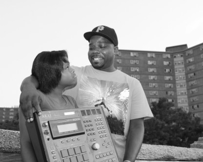 DJ Clent (photo credit: the Fader)