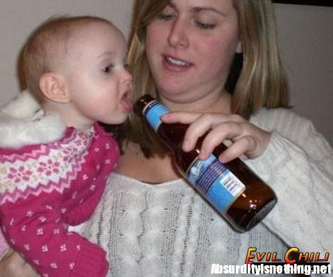Che brava questa mamma