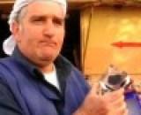 Cacca d'asino in vendita in Israele