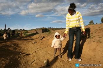 ragazza del Lesotho rimane incinta dopo aver fatto sesso orale