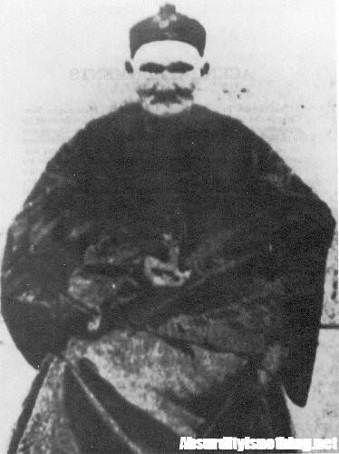 Li Ching-Yun l'uomo che visse 256 anni