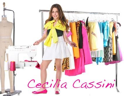 Cecilia Cassini - La stilista più giovane del mondo