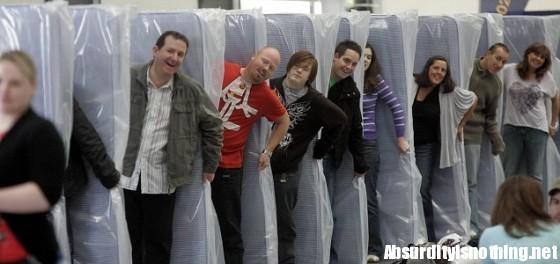 Record domino materassi