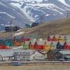 Le Città piu colorate del mondo - Longyearbyen, Svalbard, Norway