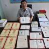 Zhou, l'uomo più intelligente della Cina