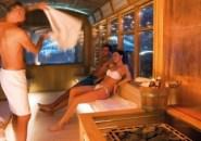 Tram sauna