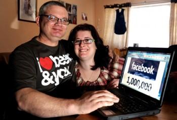 Ti sposo se 1 milione di fan su facebook lo vorrà