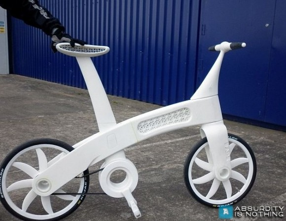 bici stampata
