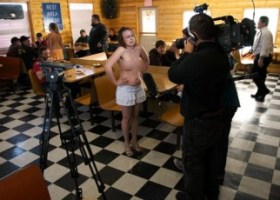 Topless bar
