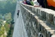 Nimble Ma Jei, scala il castello per non pagare l'ingresso (1)
