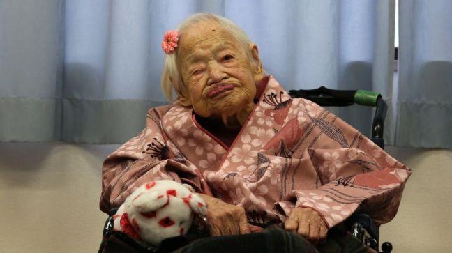 Risultati immagini per Misao Okawa
