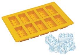 Cubitos de hielo de Lego