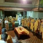 swami yogi charan death at sarangpur last night