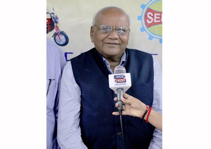 prime-minister-narendra-modi's-pollution-free-rajkotma-will-run-to-fulfill-india's-name