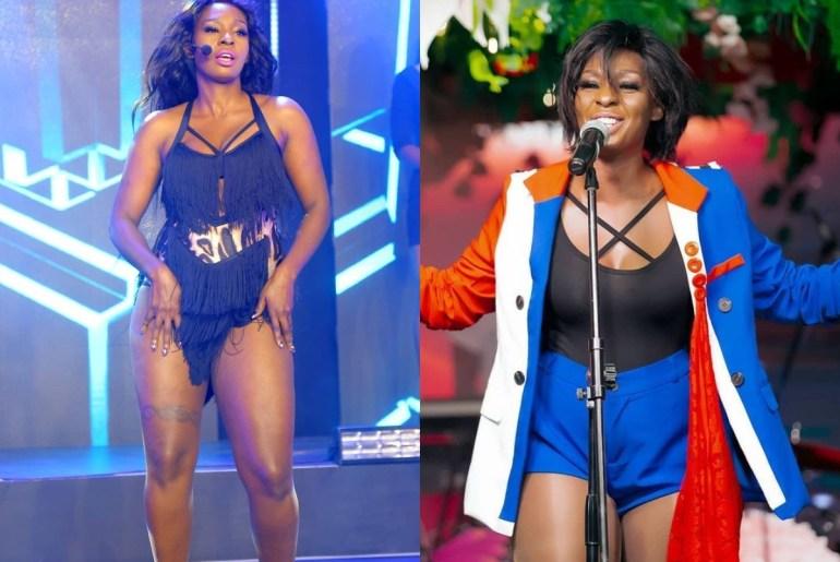 Blogger Leaks N@ked Photos Of Ugandan Singer Cindy Sanyu After Calling Omah Lay 'Idiot'