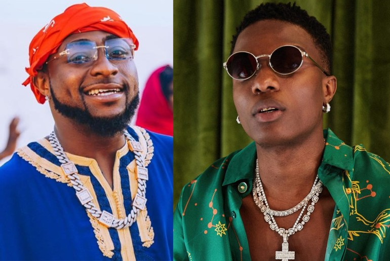 """""""Wizkid's Made In Lagos Would Last A Decade"""" - Davido Faces Trolls Over His Investment Plans"""