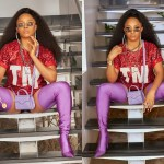 """As You Pray For A Man, Pray For Your Pocket Too"" - Toke Makinwa Urges Ladies"