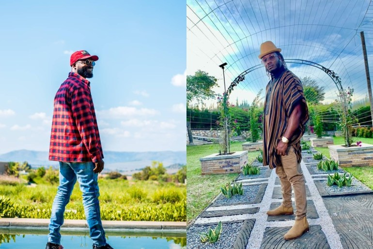 """""""Looking Like Zlatan Throw Back"""" - Netizen Reacts As Dj Neptune Slams Bebe Cool Over The Arrest Of Omah Lay And Tems"""