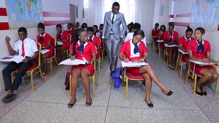 Air Hostess Class