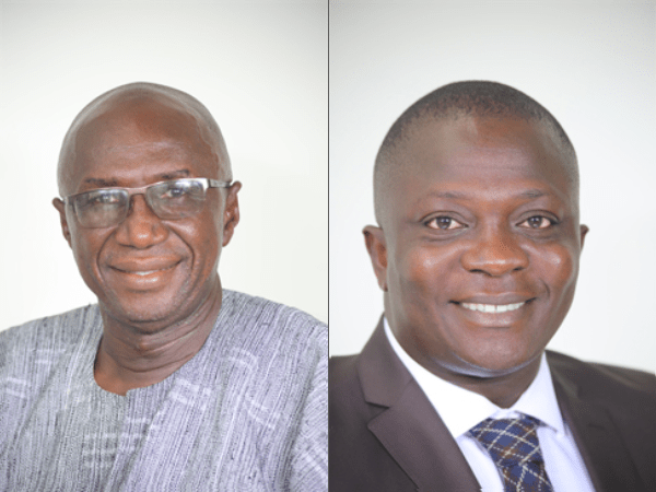 Ministers of Interior, Ghana