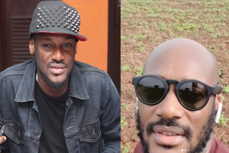 """""""No Matter How I Feel About Politicians, I Am Still Proud Of Nigeria"""" - 2face Idibia Reveals"""