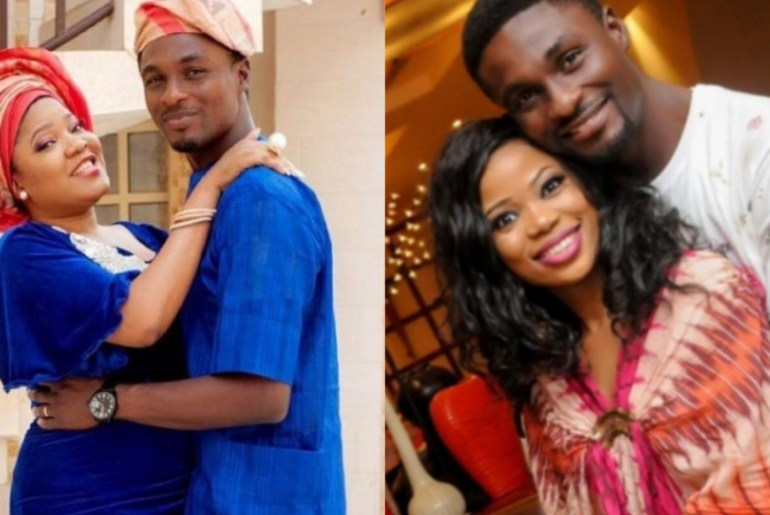 Meet Toyin Abraham's First Husband