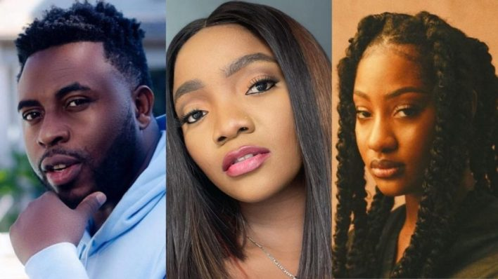 """You Are A Snake"" – Samklef blasts Simi for her response on his tweet about Tems"