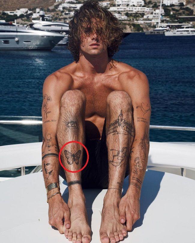 Jay Alvarrez Tattoo