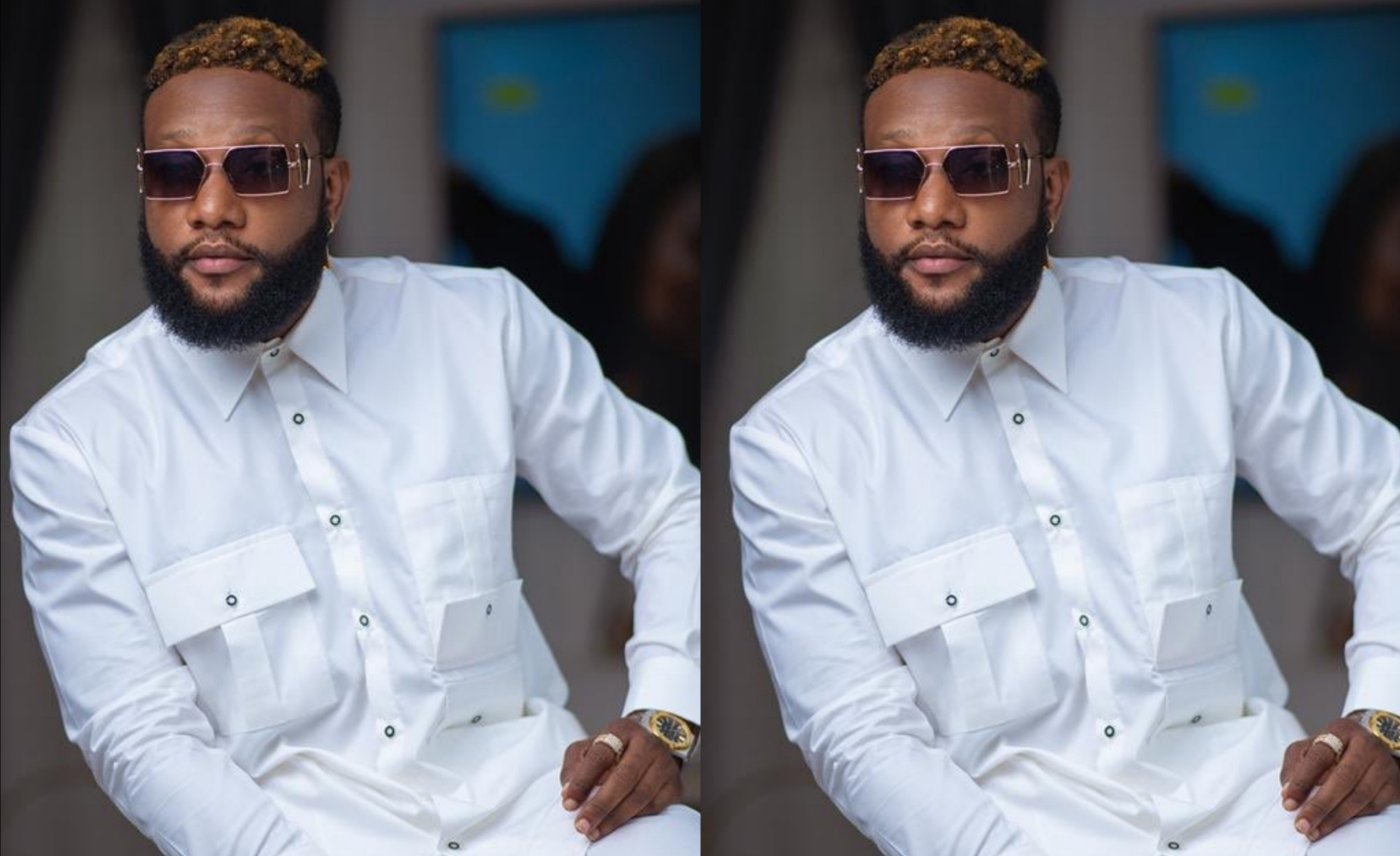 """""""I Have Too Many Hits That Your Generation Can't Have"""" - Singer, Kcee, Drags Twitter User Who Questioned His Music Career"""