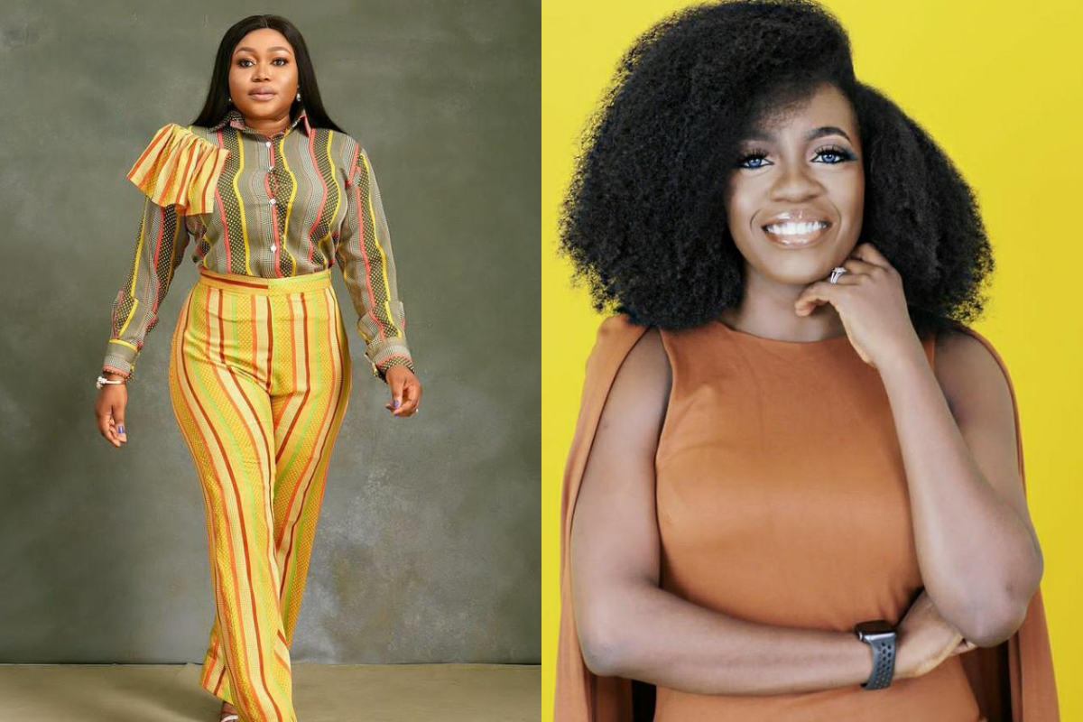 """""""Stop Being Bitter"""" - Shade Ladipo Advises Ruth Kadiri After Calling Out Eko Star Film And TV Award"""
