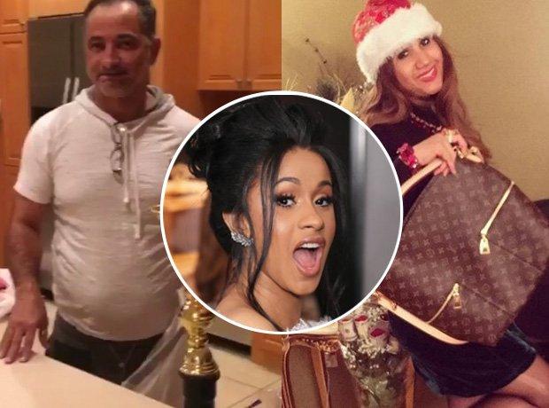 Cardi B Parents: Meet Cardi B's Mom And Dad