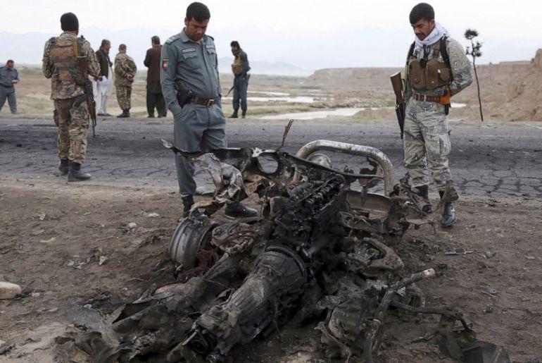 US Military Casualties In Afghanistan