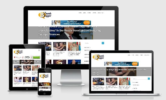 Responsive and Professional web designer in Calabar