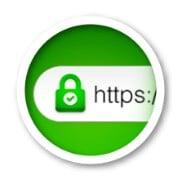 Web Hosting Plan: SSL certificate https