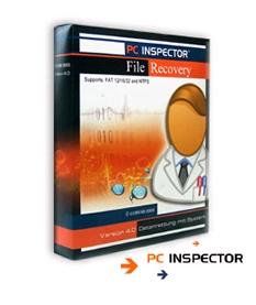 Recupera gli archivi danneggiati dal disco rigido