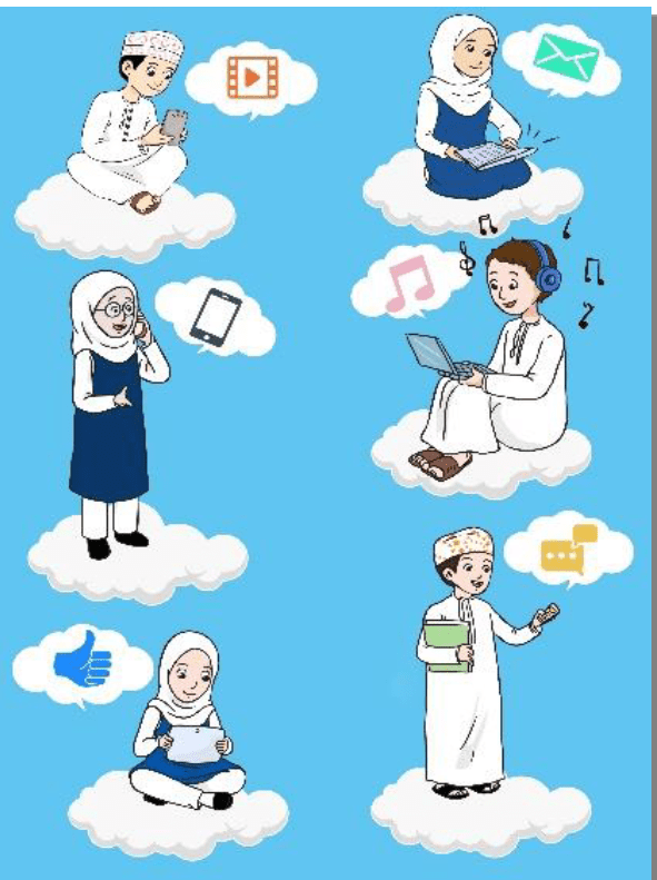 cloud computing serveces خدمات الحوسبة السحابية abuanas