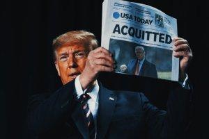 ترامب إعتراف بالهزيمة
