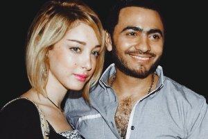 بسمة بوسيل وتامر حسني انفصال Basma Bousil and Tamer Hosni separation