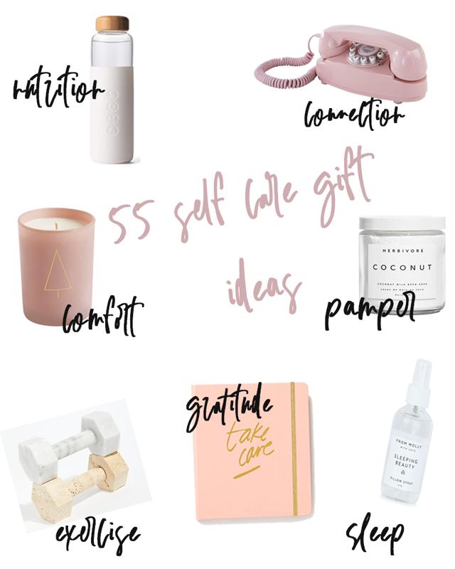 self care gift guide